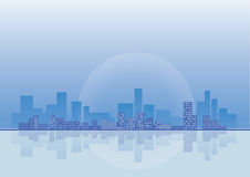 City Background Stock Images