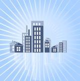 City Background Stock Photo