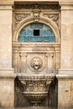 Old Hamam with Gothic charm Royalty Free Stock Photos