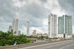 City of Bangkok Stock Photography