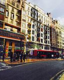 City , Barcelona. The city photo of Spain, Barcelona Royalty Free Stock Images