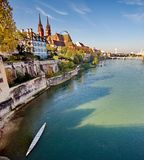 City of Basel Royalty Free Stock Photography