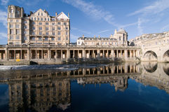 City of Bath Stock Images