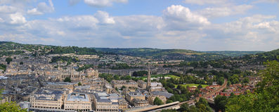 City of Bath Royalty Free Stock Photography