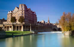 City of Bath Royalty Free Stock Photo