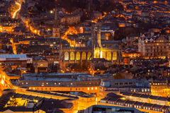 City of Bath Somerset England UK Europe Royalty Free Stock Image