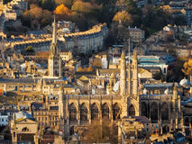 City of Bath Somerset England UK Europe Stock Photo
