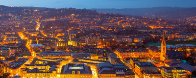 City of Bath Somerset England UK Europe Royalty Free Stock Photo