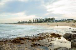 City Beach Wollongong Australia Stock Photo