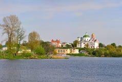 The city of Belaya Tserkov,Ukraine. Royalty Free Stock Images