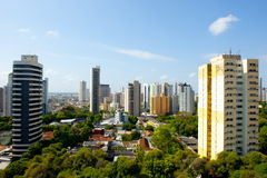 City of Belem do Para. North of Brazil Stock Photos