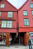 City of Bergen, Norway Stock Photos