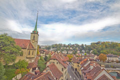 City bern Royalty Free Stock Images