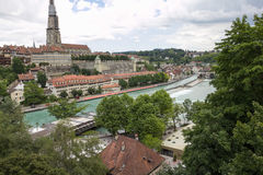 City of Bern Royalty Free Stock Photography