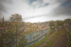 City Bern Stock Photography