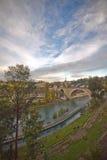 City Bern Royalty Free Stock Photo