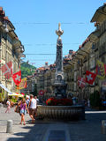 The city of Berne, Switzerland Stock Photo