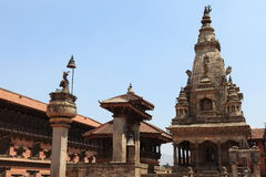 The City Bhaktapur Nepal Stock Images