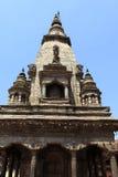 The City Bhaktapur Nepal Royalty Free Stock Image