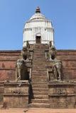The City Bhaktapur Nepal Stock Photography