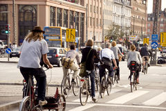 City bicycle Royalty Free Stock Photography