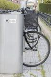 City bicycles Royalty Free Stock Photos