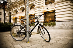 City Bike Stock Images
