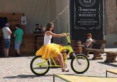 City bike Royalty Free Stock Image