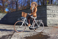 City bike Royalty Free Stock Photos