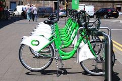 City Bikes, Liverpool. Stock Images