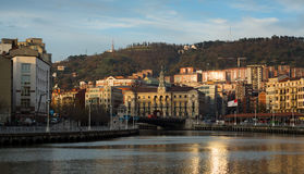 City of Bilbao Stock Photo