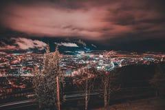 City of Bilbao royalty free stock image