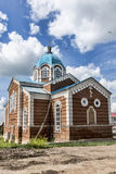 The City Of Birsk. The Church Of St. Nicholas The Wonderworker. Royalty Free Stock Images