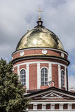 The City Of Birsk. The dome of Holy Trinity Cathedral. Stock Image