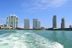 City and Biscayne Tour Miami Royalty Free Stock Photos