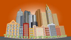 City Block Stock Photos