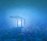 City Blues Stock Photos