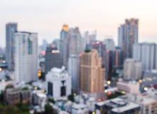 City blur. Stock Image