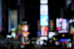 City Blur Stock Images