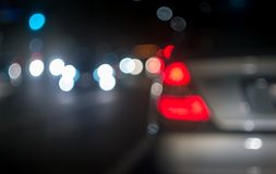 City blur background Stock Photo