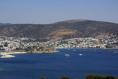 The city of Bodrum, Turkey Stock Photos