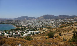 The city of Bodrum, Turkey Stock Photo