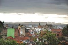City of Bogota Royalty Free Stock Photo