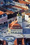 City of Brasov (Kronstadt) Royalty Free Stock Photos