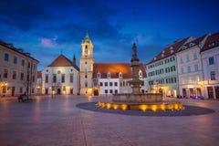 City of Bratislava. Stock Photo
