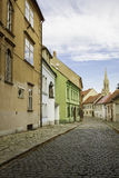 City of Bratislava, Slovakia Stock Images
