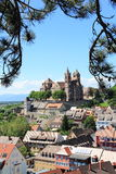 The city of Breisach in Germany Royalty Free Stock Photo
