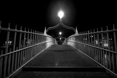City Bridge Royalty Free Stock Images