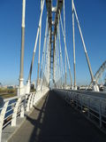 City bridge Royalty Free Stock Photography