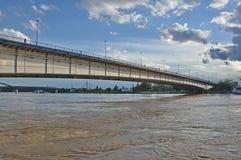 City bridge stock photos